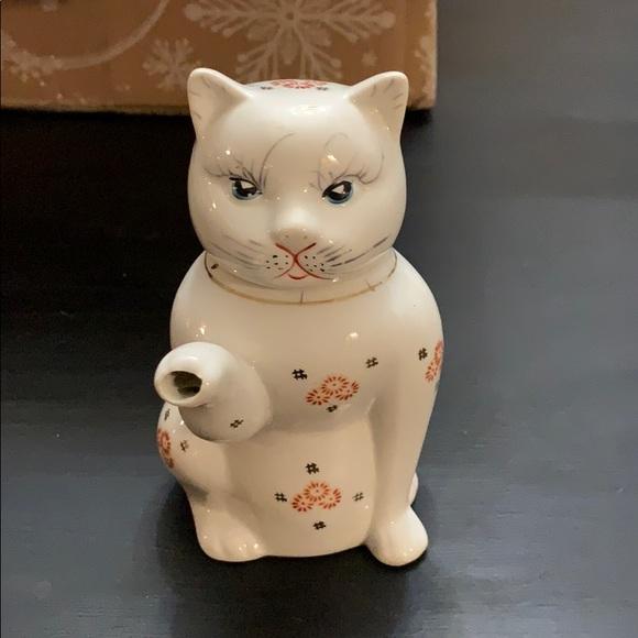 Cat Tea Pot